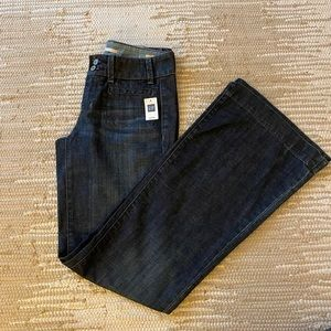 The Gap boot cut jeans